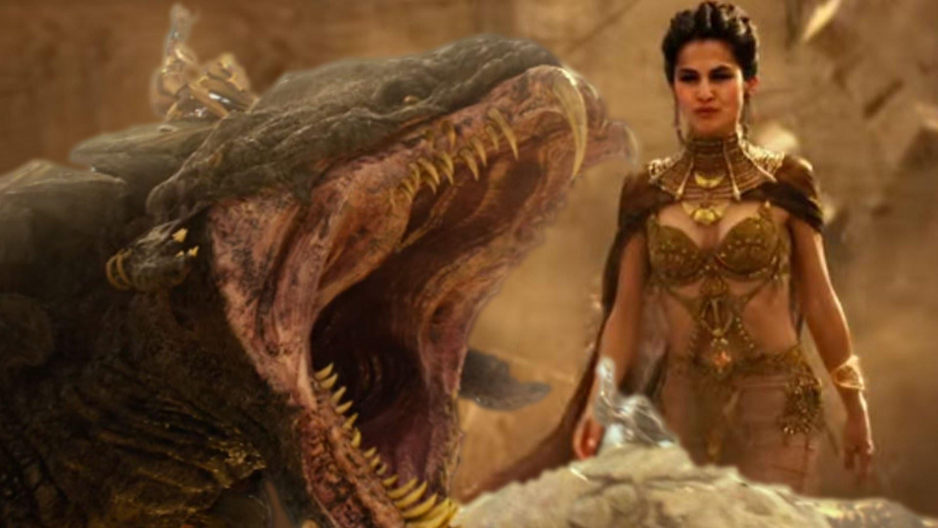 Film Gods Of Egypt
