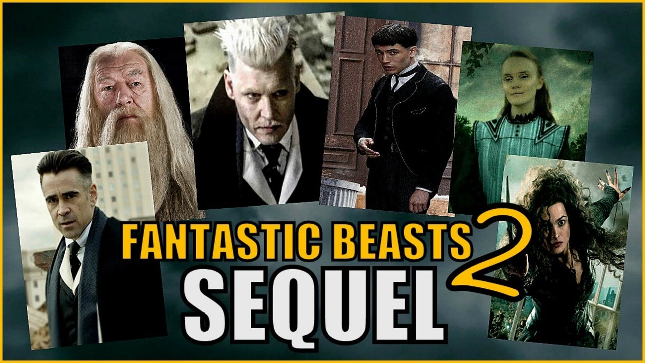 Movie Fantastic Beasts 2 and where they inhabit 2018 71