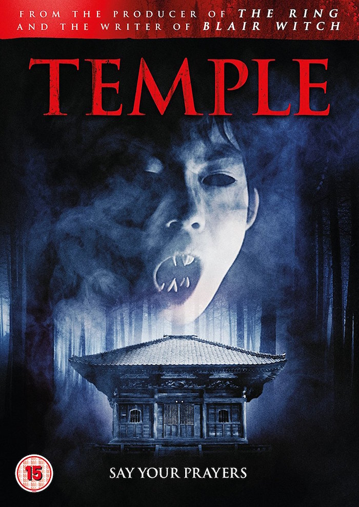 Win a copy of the horror film, 'Temple'       EXPIRED - Any