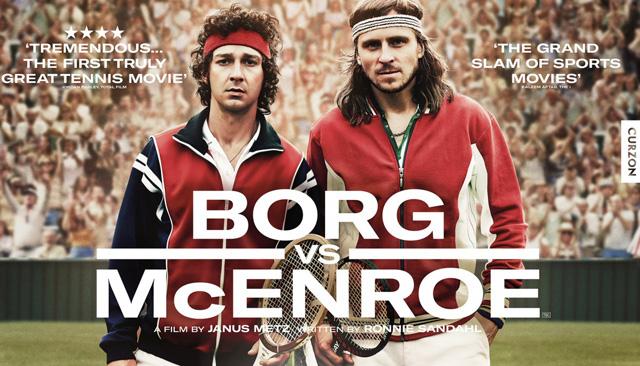Image result for Borg McEnroe