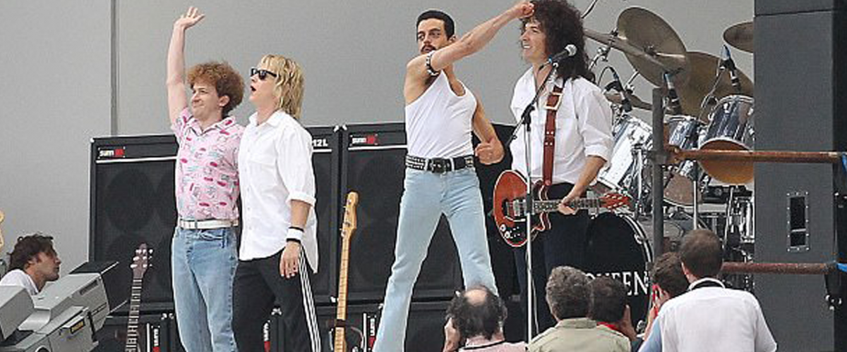 Watch trailer for Queen biopic Bohemian Rhapsody with Rami Malek as Freddie Mercury foto