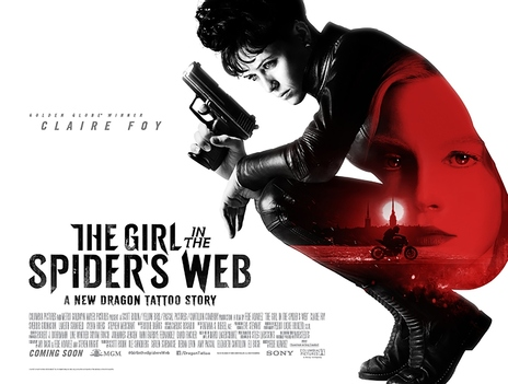The Girl in the Spiders Web (2018) 720p WEB-DL x264 AAC ESub English 950MB