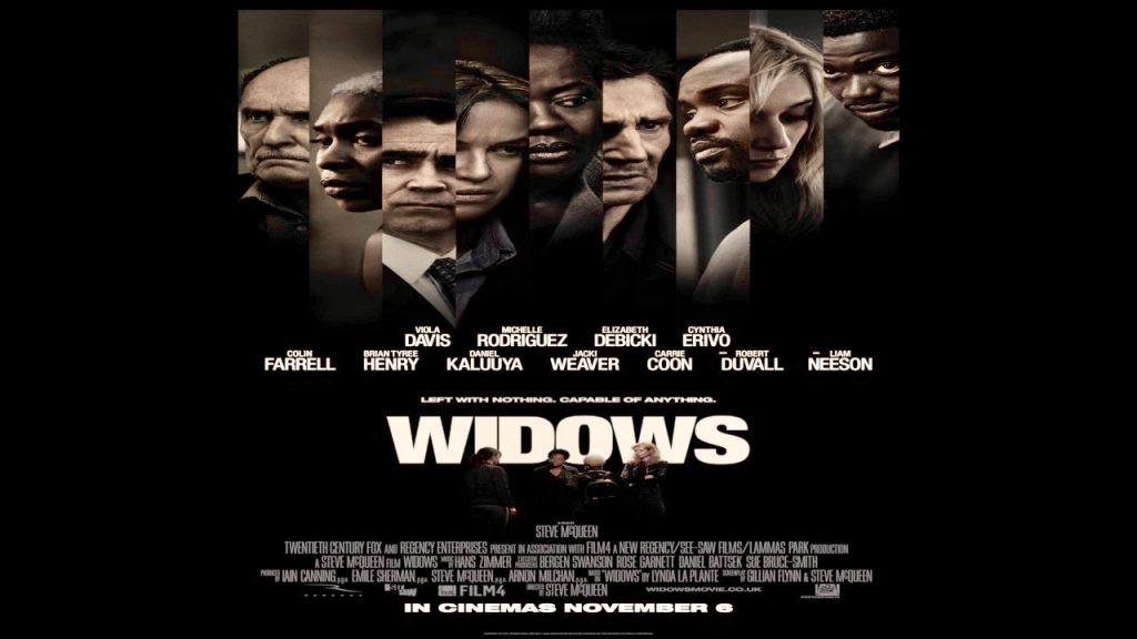 ผลการค้นหารูปภาพสำหรับ WIDOWS FILM