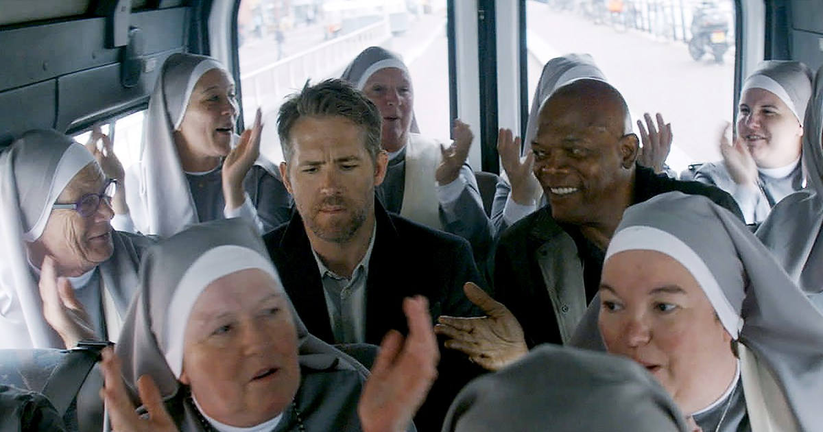 The Hitman's Bodyguard - REVIEW - Any Good Films