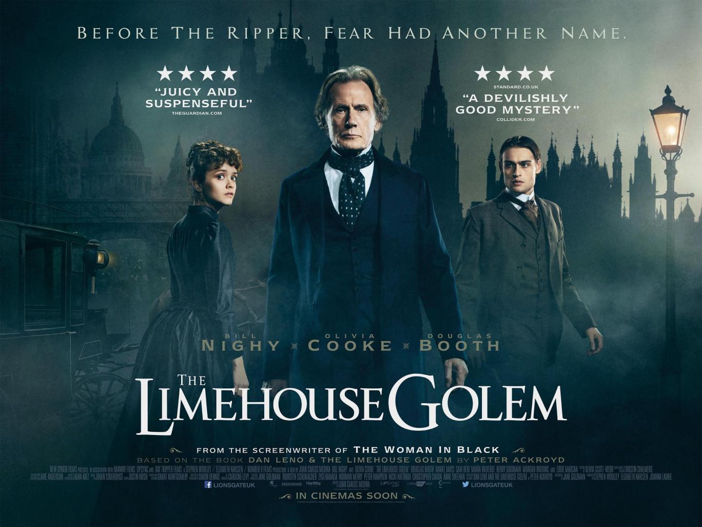 Limehouse Golem Film