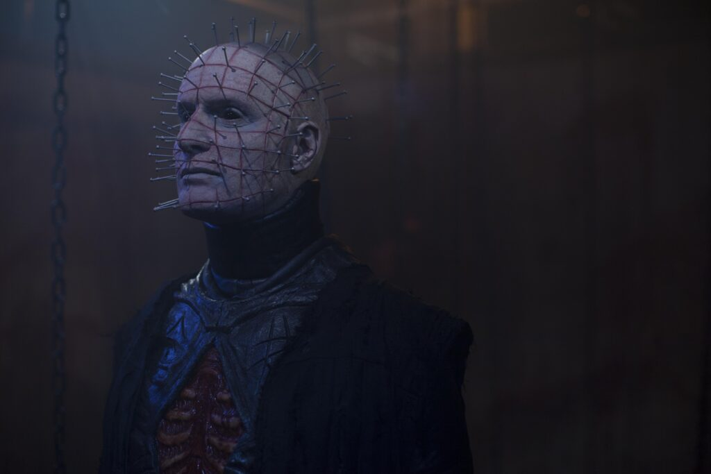 Hellraiser: Judgment - Pinhead and the Cenobites.......again!