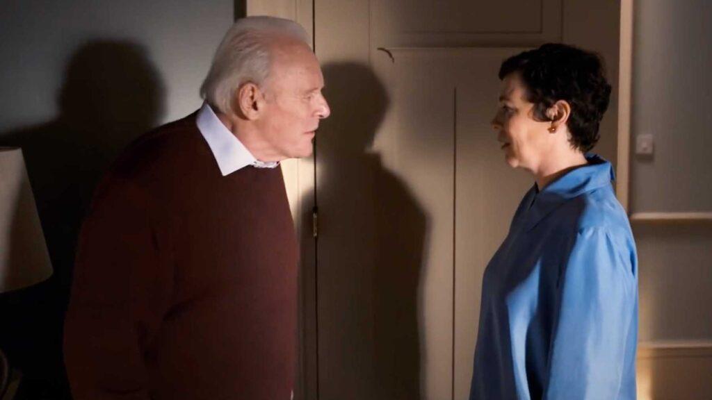 The Father - starring Oscar winners Anthony Hopkins & Olivia Colman!