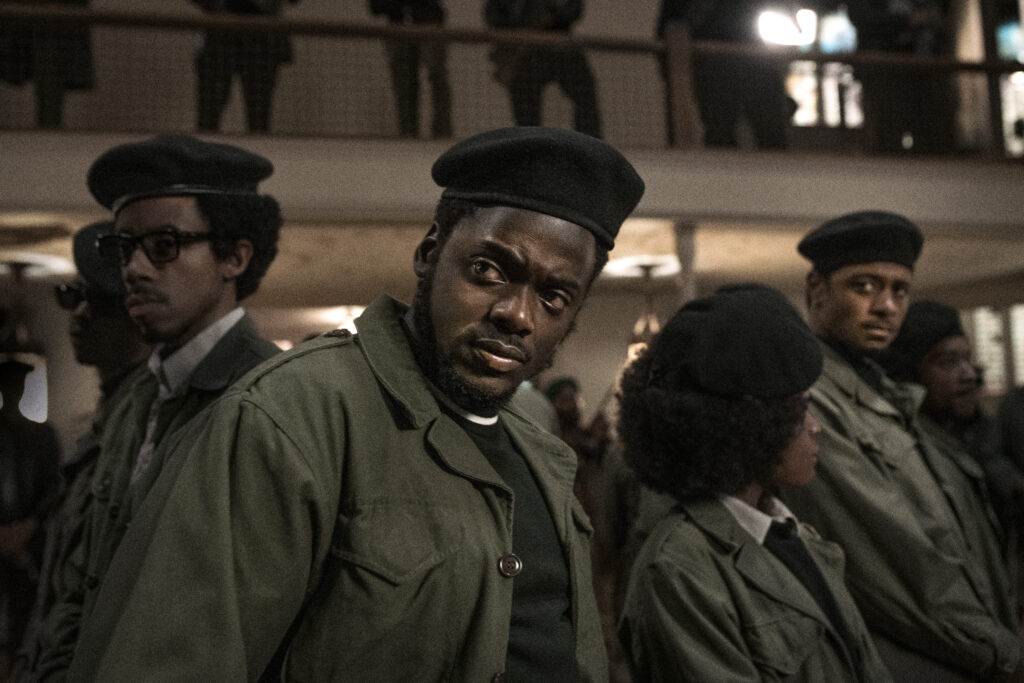 Judas and the Black Messiah - a potential award winner for Daniel Kaluuya