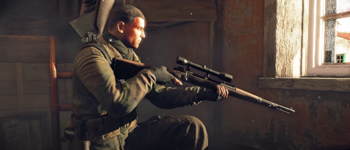 Sniper Elite film - news of the video game to film adaptation