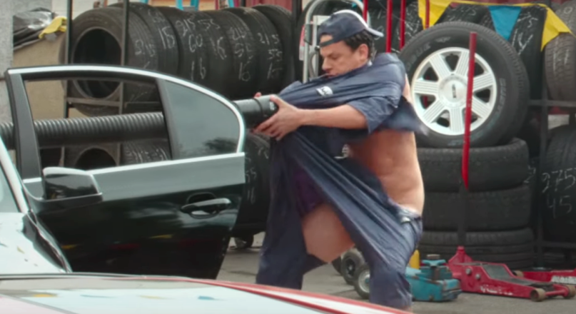 Bad Trip - a bonkers prank laden road trip movie with Eric Andre