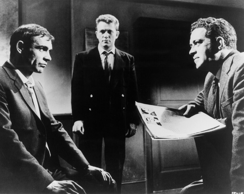 The Frightened City - A pre Bond Sean Connery in a top Brit film noir!