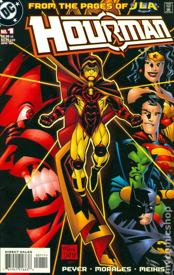 DC superhero Hourman film - Are we about to get a new DC Universe film?