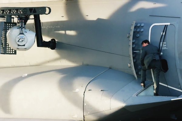 Story behind the Shot - Mission Impossible Rogue Nation