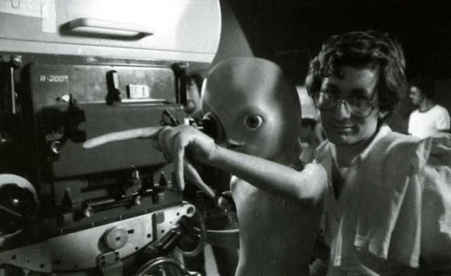 Steven Spielberg the movie - a film written about the directors early life