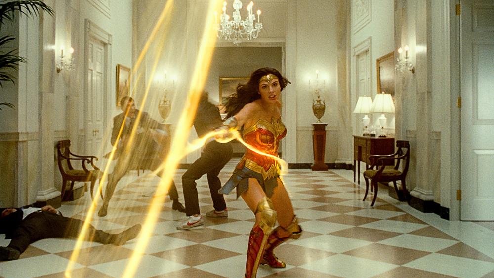 Win a Wonder Woman 1984 Blu-ray starring Gal Gadot here ....