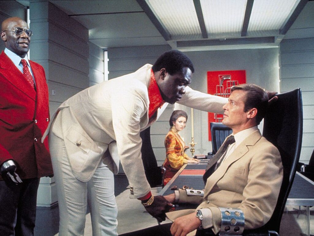 Yaphet Kotto - obituary of the Alien & Live and Let Die star.......