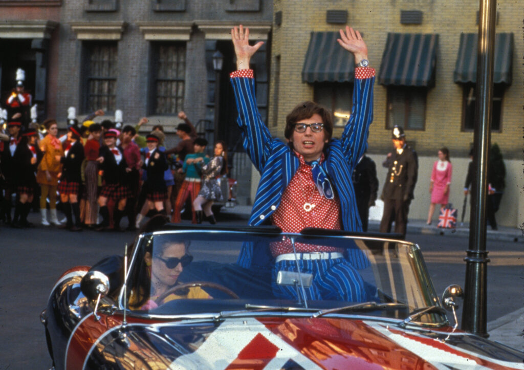 Austin Powers - Win a Special Edition copy of the smash spoof comedy