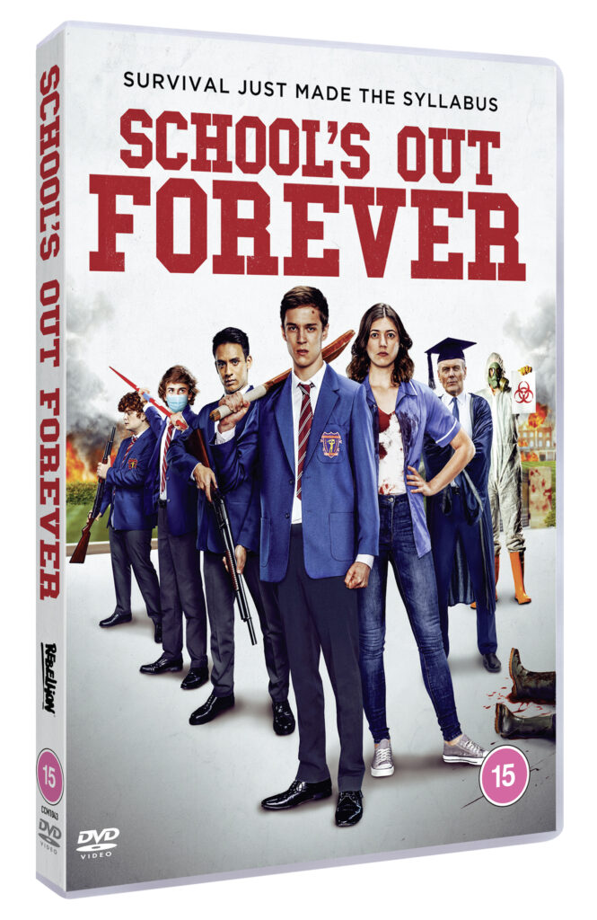 School's Out Forever prize bundle - Find out how to win here!