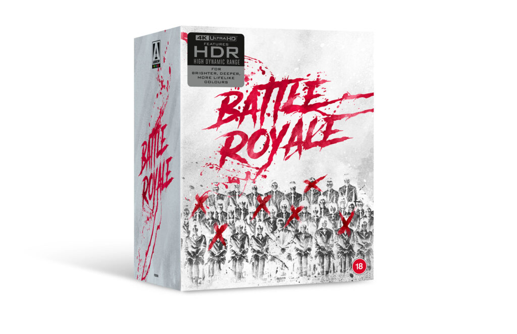 Battle Royale - bring your daughter to the slaughter!