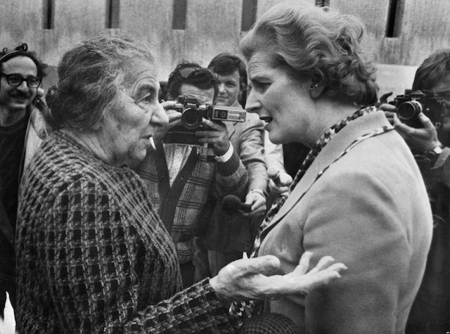 Dame Helen Mirren IS Golda Meir! ....sure to be controversial!