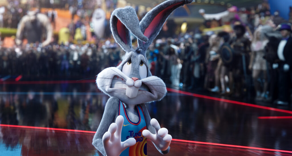 Space Jam A New Legacy trailer - this time it's LeBron James starring!