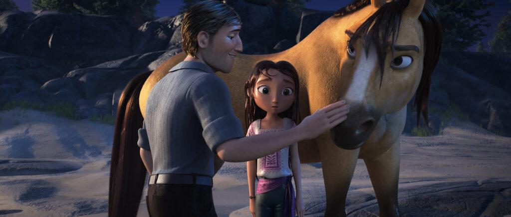 Spirit Untamed trailer - the next chapter after 'Spirit: Stallion of Cimarron'