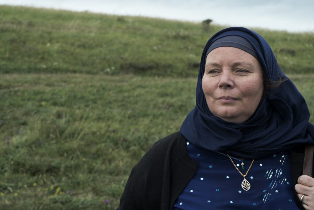 After Love - after her husband dies a Muslim convert uncovers a secret!