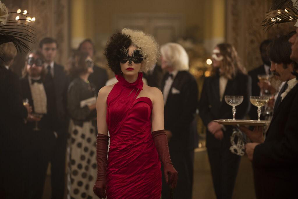 Cruella costumes - story behind Emma Stone & Emma Thompson's outfits