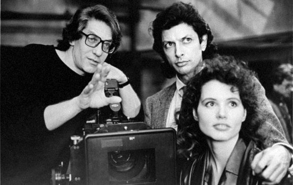 News of David Cronenberg's sci-fi film.......