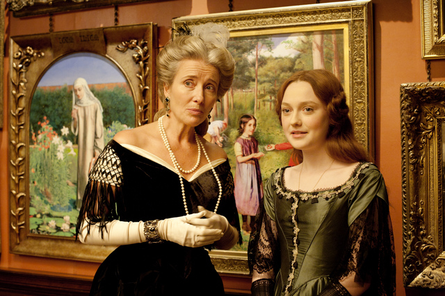 Win the Effie Gray collectors edition Blu-Ray / DVD .......