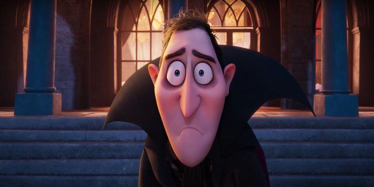 Hotel Transylvania Transformania trailer - Adam Sandler's monster movie