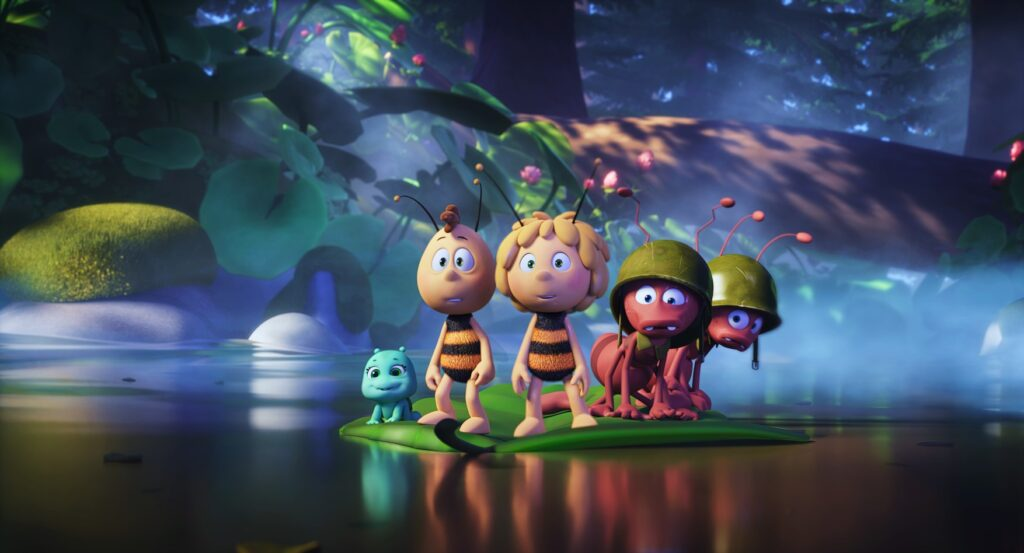 Win a fantastic Maya the Bee prize bundle from the brand new film...