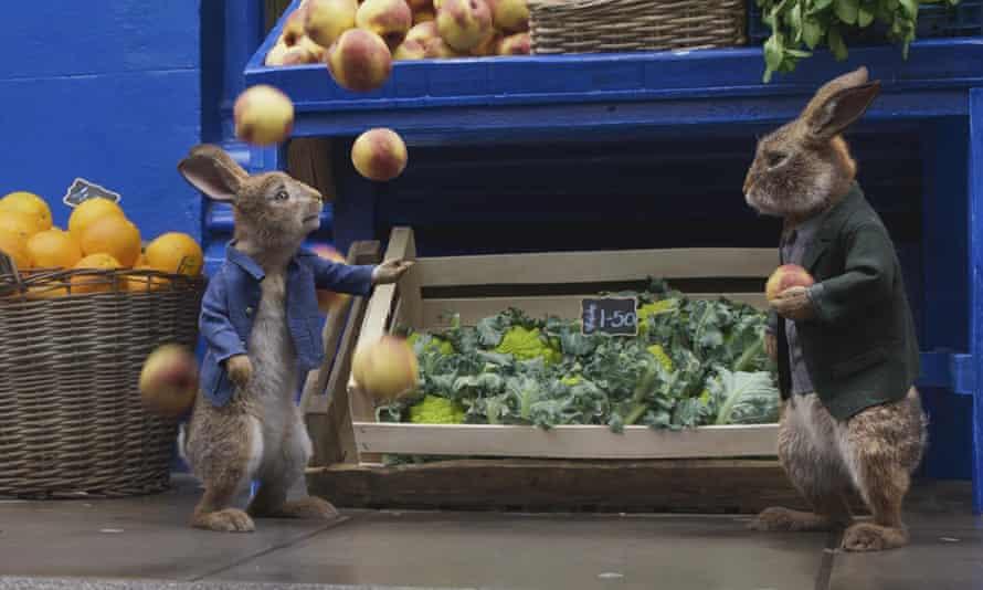 Peter Rabbit 2 - UK cinemas reopen with this Beatrix Potter themed sequel