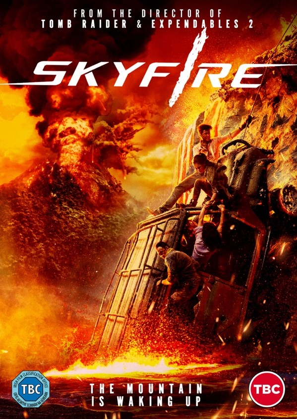 Action director Simon West talks about the making of disaster film, Skyfire