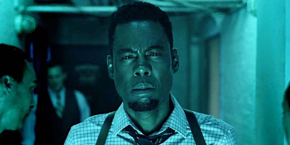 Spiral - Chris Rock stars in a murderous reboot of the Saw films.....