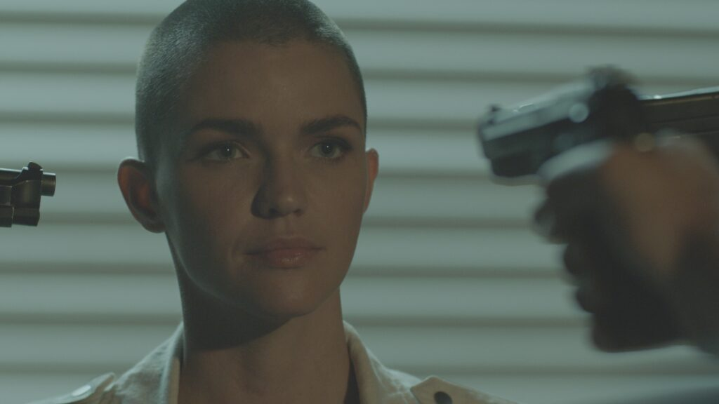 Vanquish - Morgan Freeman and Ruby Rose are on a mission!