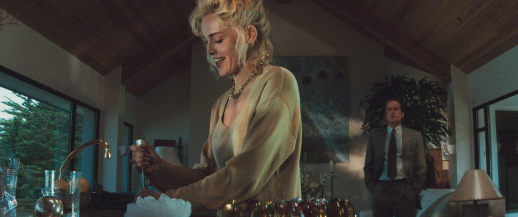 Basic Instinct - a new 4K version of the Sharon Stone sex shocker
