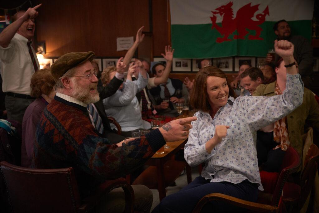 Dream Horse - how a Welsh village raised a race horse winner