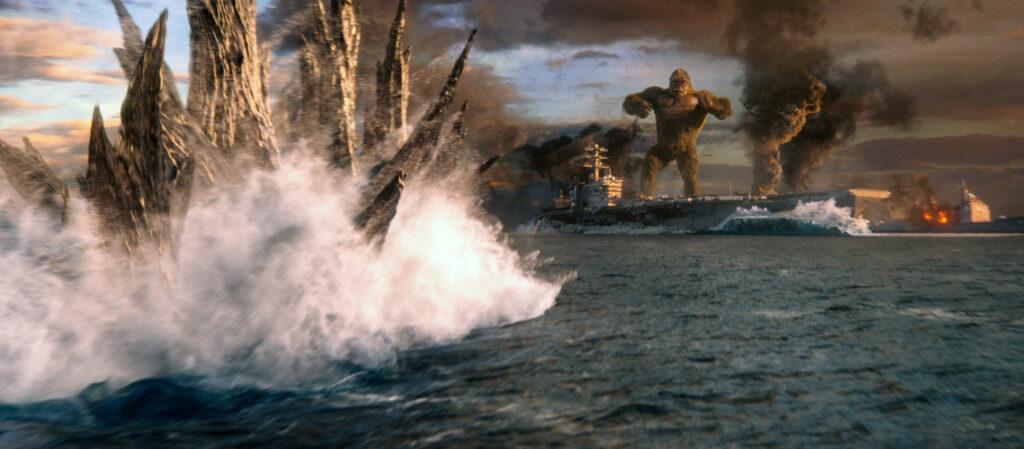 Godzilla Kong box set - Win this superb 4 film monster-verse prize!