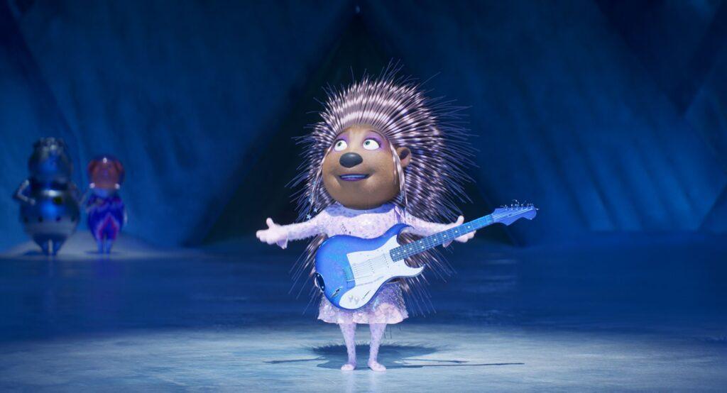 Sing 2 trailer - the animated singing animal film returns....with Bono!