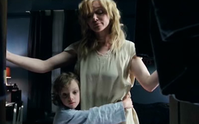 The Babadook - the 2014 film that's both a horror film and a study of grief!