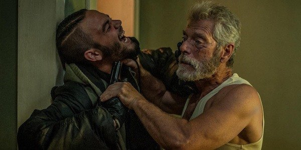 Don't Breathe 2 trailer - the blindman is back with a mission to protect!