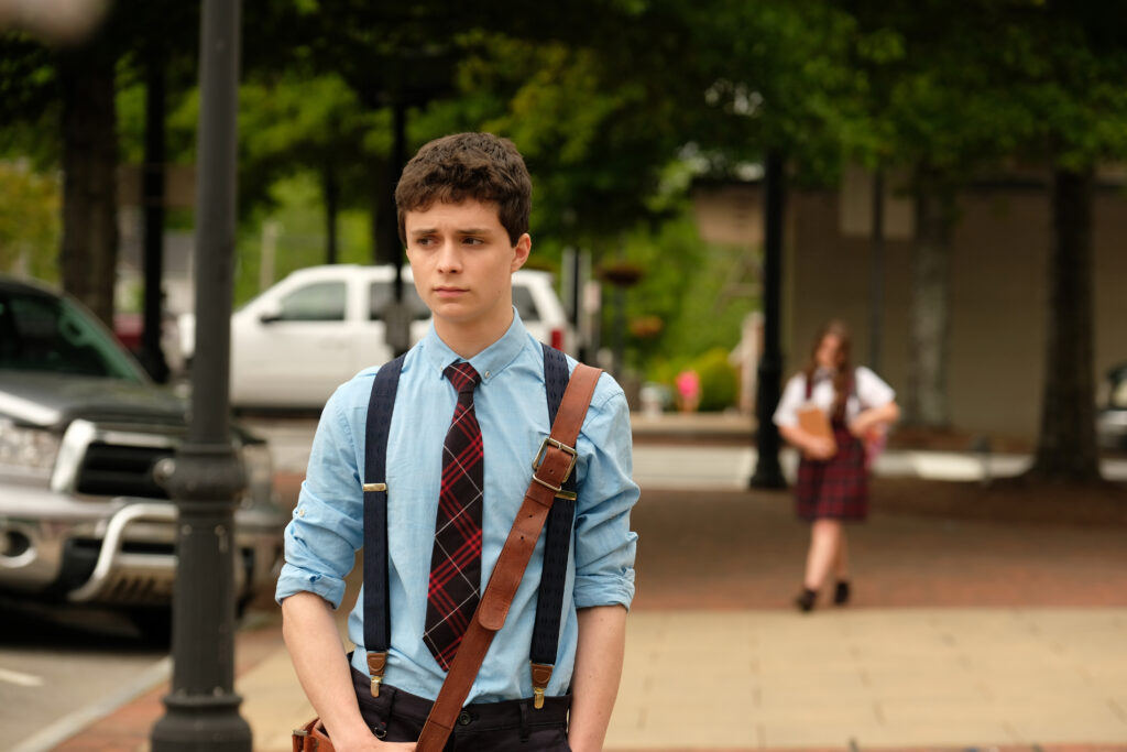 Lucas Zumann gives us some behind the scenes stories of his new film.....