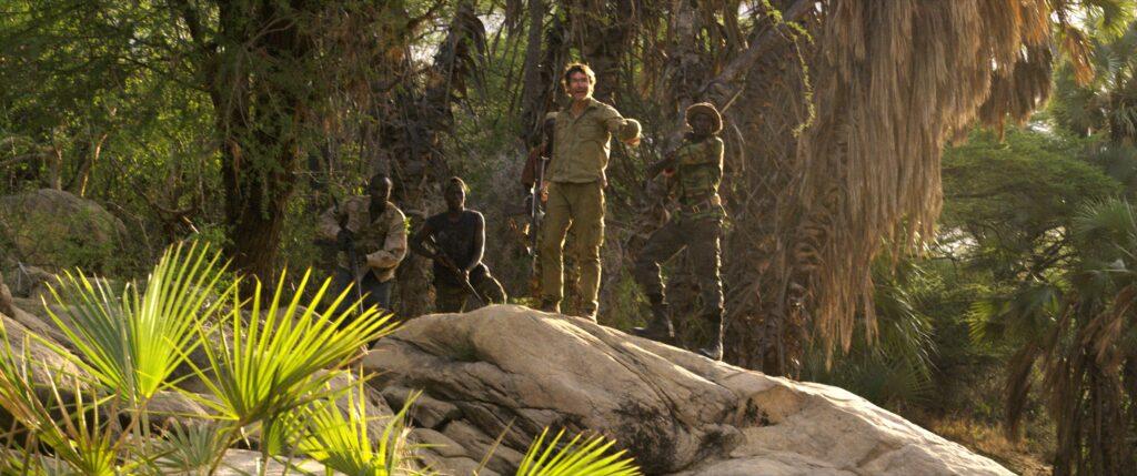 Endangered Species - Will Rebecca Romijn survive the animal safari?