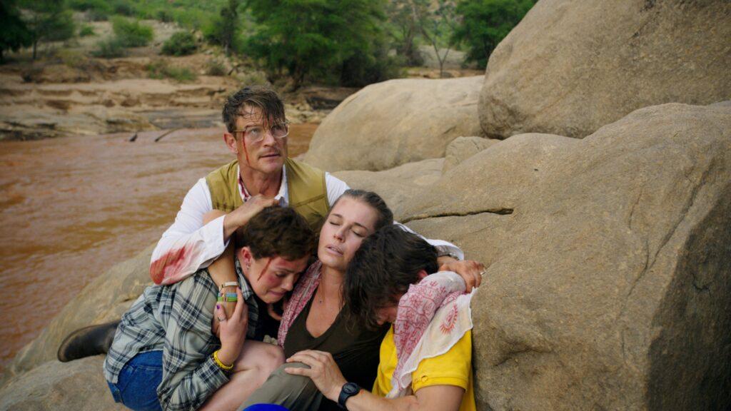 Endangered Species DVD - Win the Rebecca Romijn survival action film!