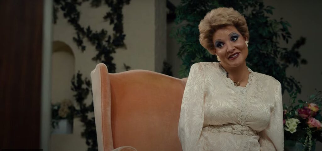 The Eyes of Tammy Faye trailer - Garfield & Chastain in a true life story