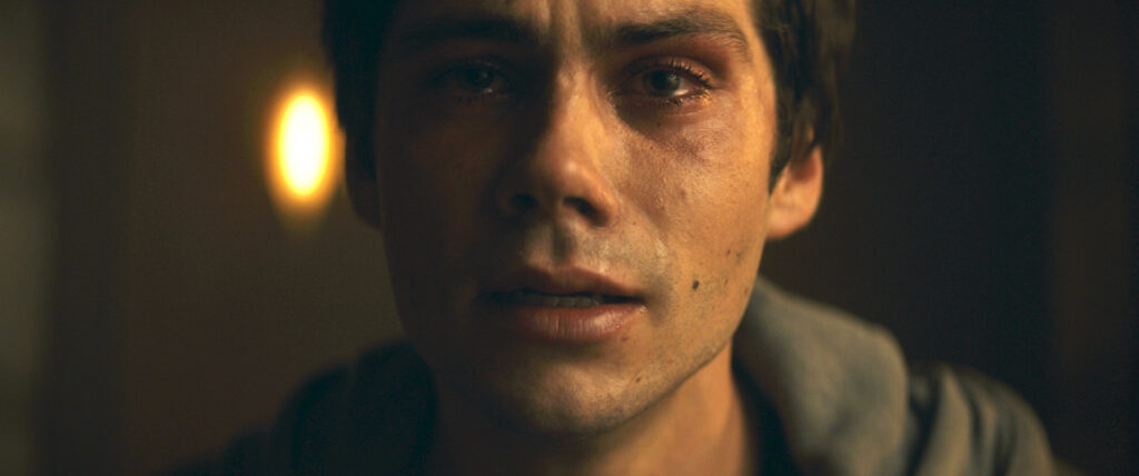 Flashback - Dylan O'Brien suffers terrifying visions of a missing girl