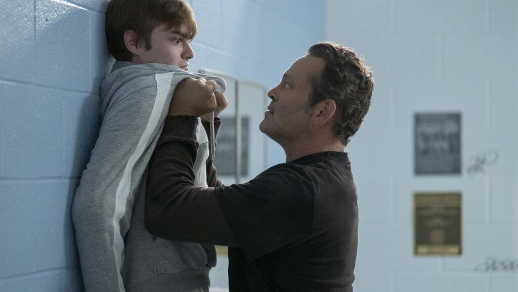 Freaky - Vince Vaughn will slay youn in this comedy horror!