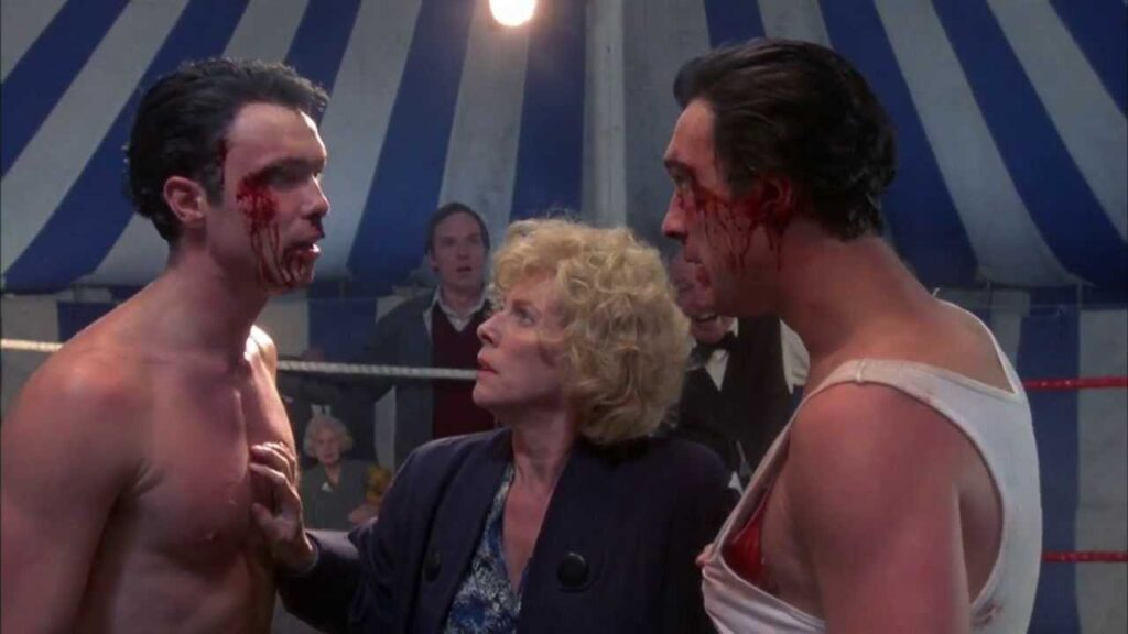 The Krays - The Kemp brothers play the Kray brothers in this 1990 film