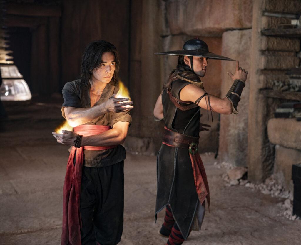 Mortal Kombat blu-ray - Win a copy of the film here!